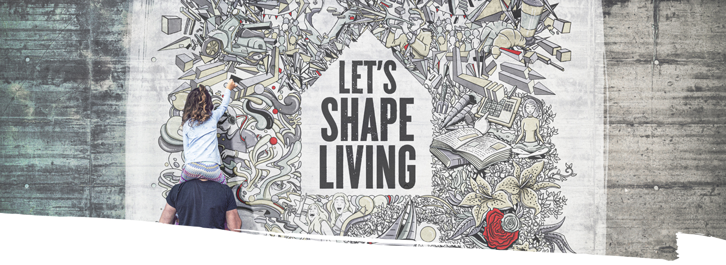 Lets shape Living