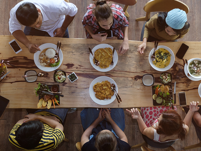 JLL Foodservice Trends 2019 | F&B research