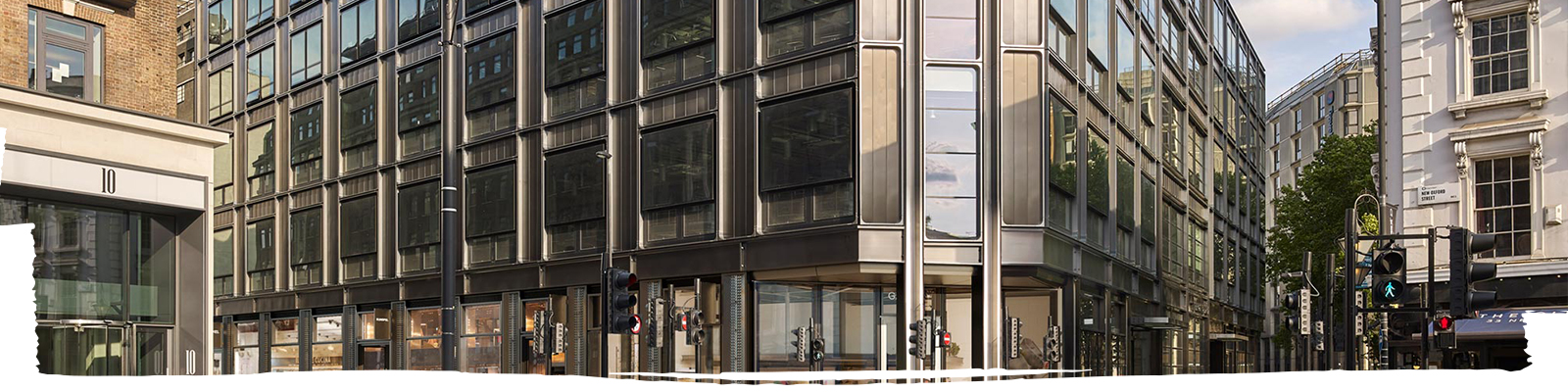 The Post Building, JLL, London office market